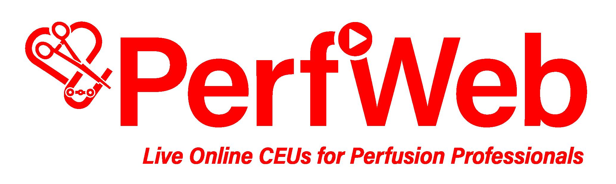 Perfusion Education CEU